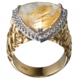Ring: Golden Protea